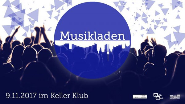 Musikladen mit Xylospongium und The Dirty Waters
